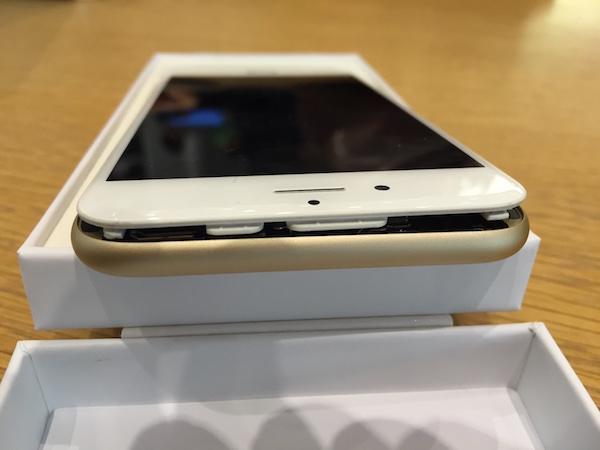 iphone6が壊れた写真(前)