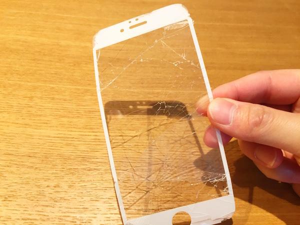 強化ガラスフィルムがすごい!iPhoneの液晶を保護するなら全面強化ガラスフィルムがおすすめ