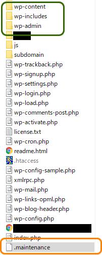FTPのログイン画面